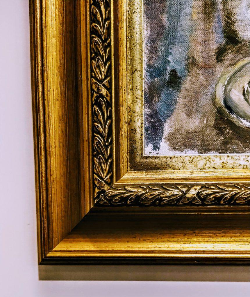 klassinen taidekehys taide kehystys